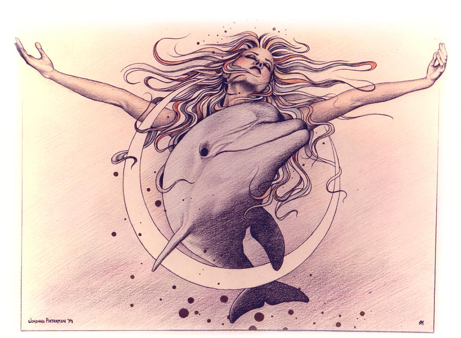 Selene by Johanna Pieterman