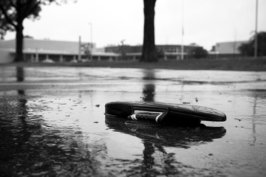 Shoe Photograph - Self-doubt by Kevin Brett