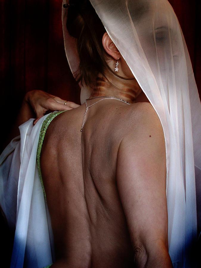 Self-portrait Photograph - Self Portrait - The Hiding by Karen Musick