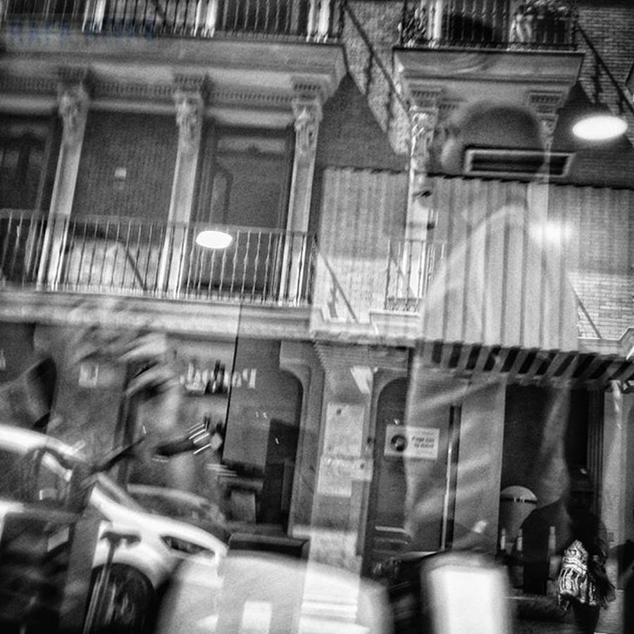 People Photograph - Self-portrait With Blurred by Rafa Rivas