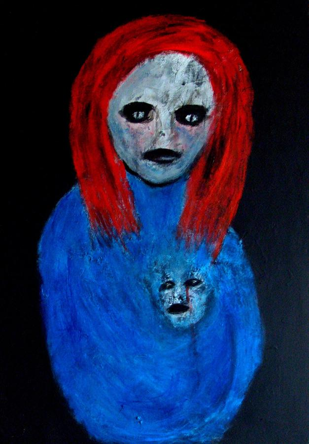 Self protector by Katerina Apostolakou