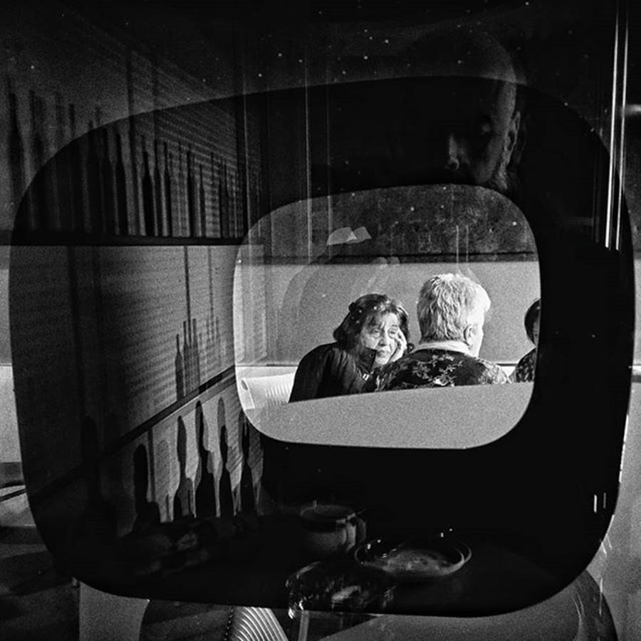 Woman Photograph - Selfportrait With Pop Lady  #people by Rafa Rivas