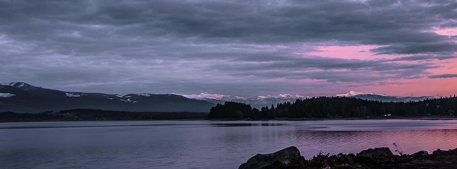 Sunrise Photograph - Selkirk Sunrise by Albert Seger