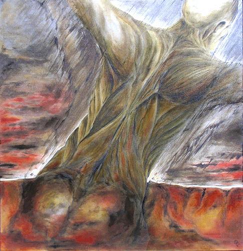 Sureal Painting - Semper by Magali  Dalmau