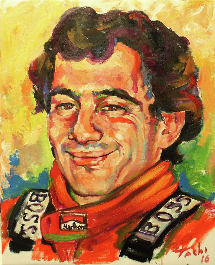 Senna by Tachi Pintor