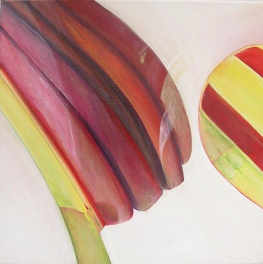 Abstract Painting - Sens 3 by Muriel Dolemieux