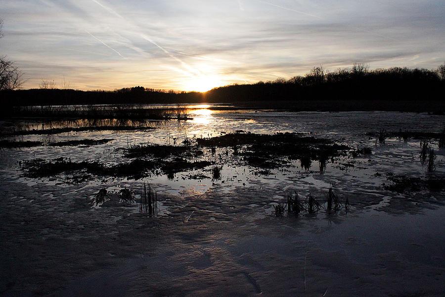 Lake Photograph - Sense Of Honour by Mark  France