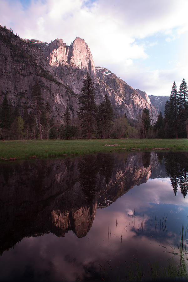 Sentinel Rock Reflections by John and Nicolle Hearne