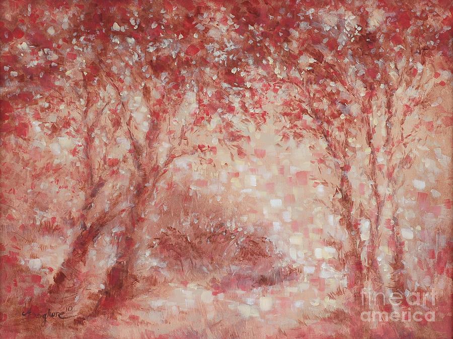 September 1 Painting by Aneta  Berghane