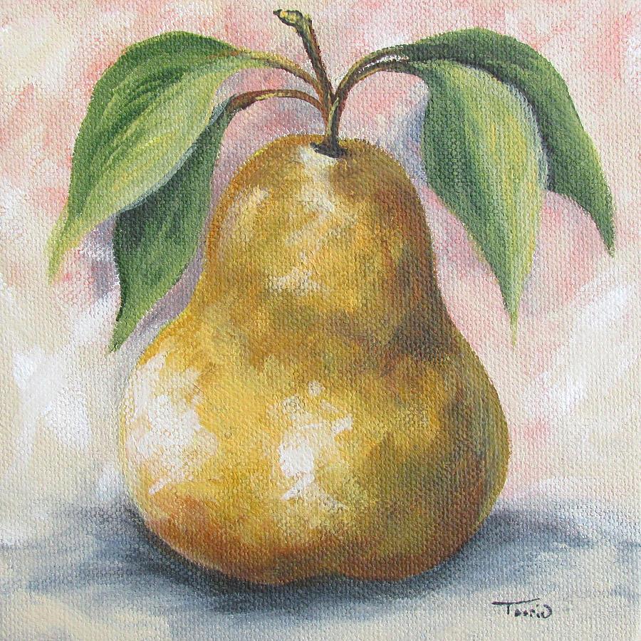 September Pear I  by Torrie Smiley