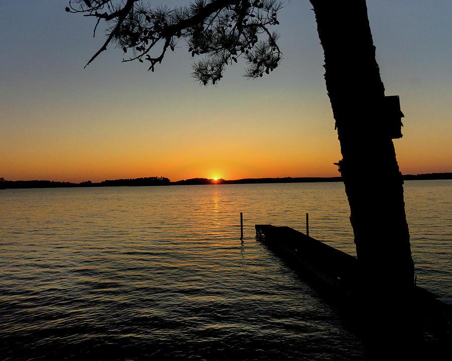 September Sunset Photograph