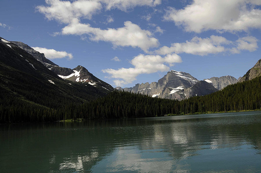 Montana Photograph - Serene by Keith Lovejoy