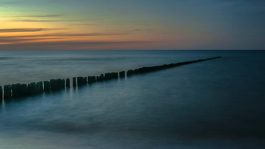 Serene Lines Photograph