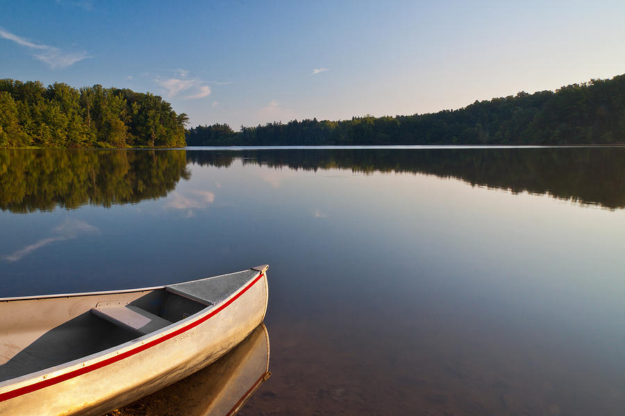 Lake Photograph - Serene Morning by Dale Kincaid
