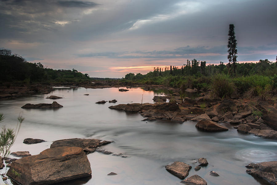 Serene Mornings by Gareth Pickering
