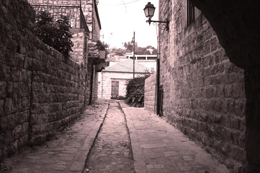 Old House Photograph - Serene Passage by Georgi Bitar