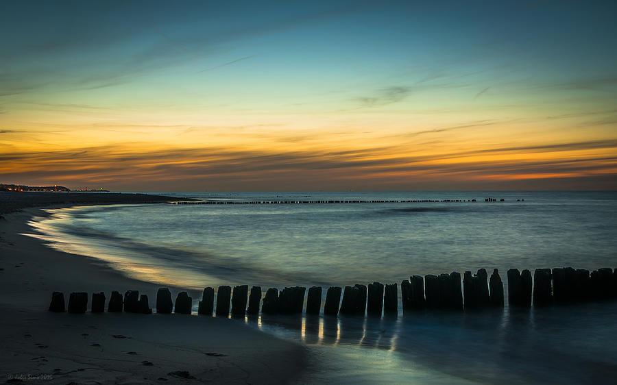 Serene Shore Photograph