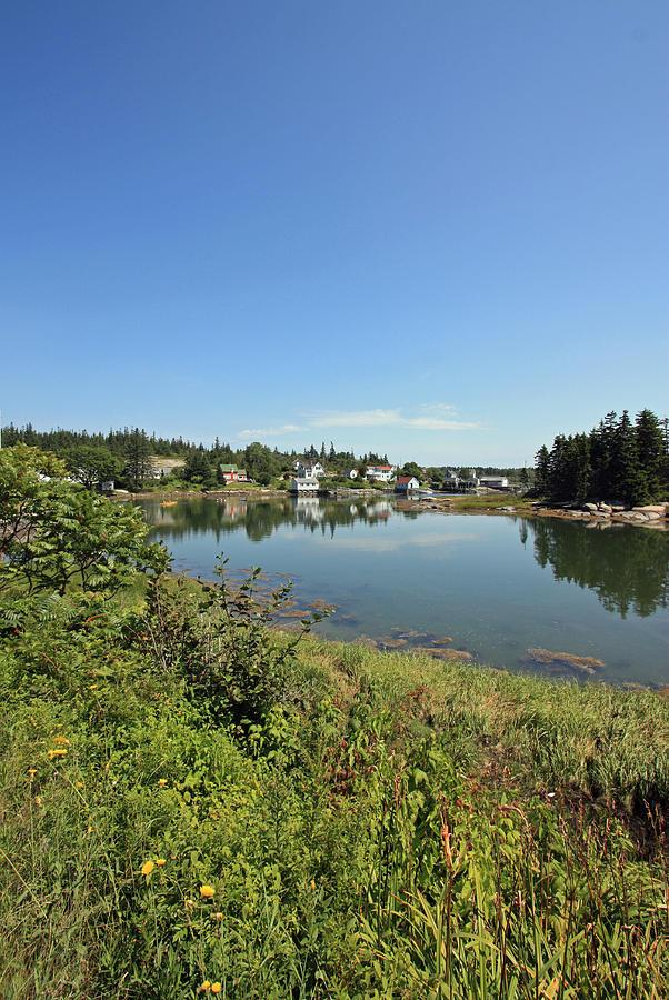 Maine Photograph - Serenity by Becca Brann