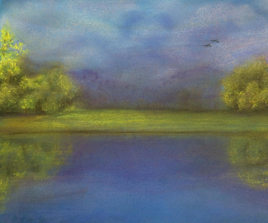 Serenity By The Water by Barbara J Blaisdell