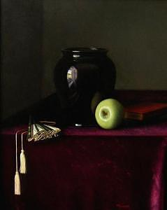 Still Life Painting - Serenity by Keith Murray