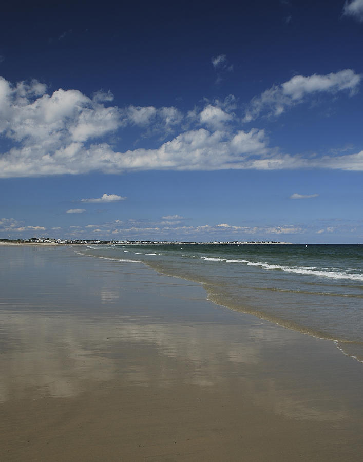 Beach Photograph - Serenity by Mark Wiley