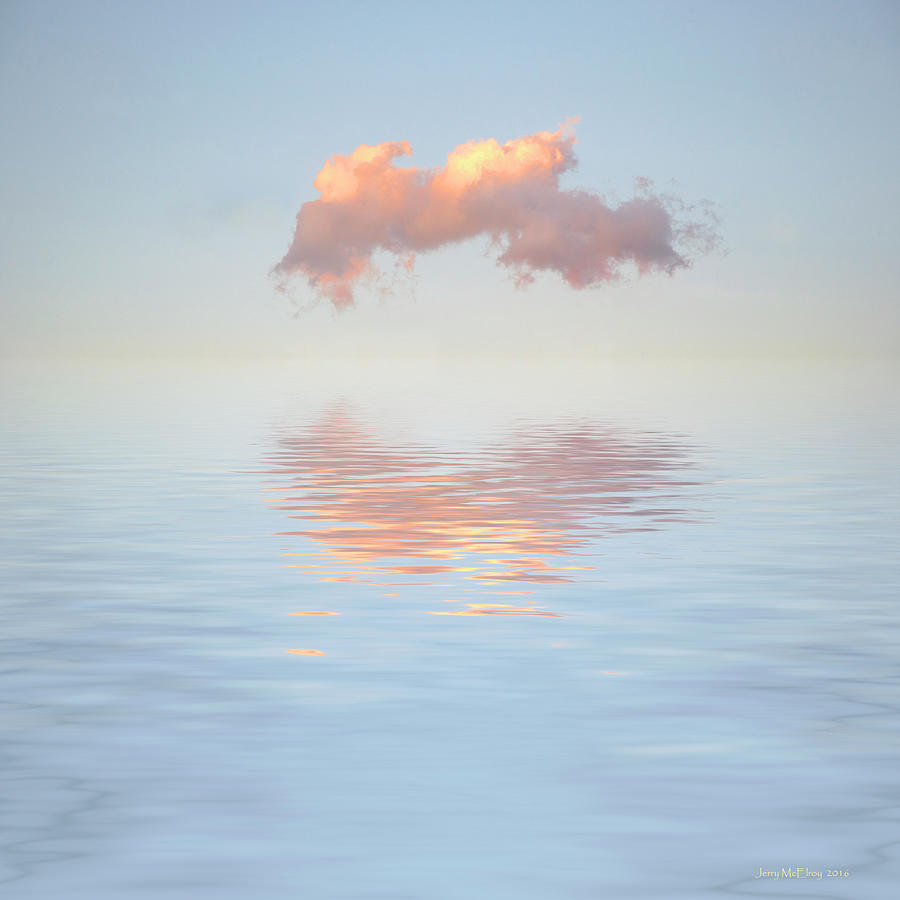 Art Photography Photograph - Serenity Now by Jerry McElroy