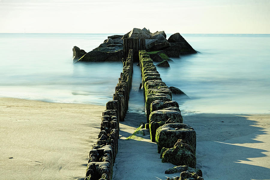Brighton Photograph - Serenity by Zev Steinhardt