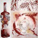 Tango Painting - Serie Los Borrachos De Lajos by Jorge Martorell