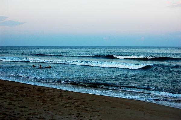 Beach Photograph - Serinity by Chelsea Jones