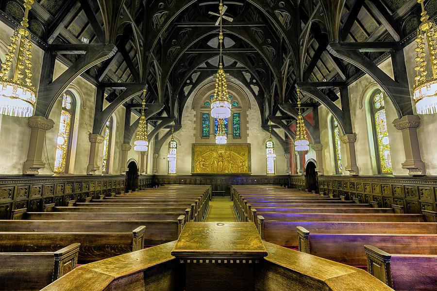 Willard Photograph - Sermon At Tiffanys by Stephen Stookey