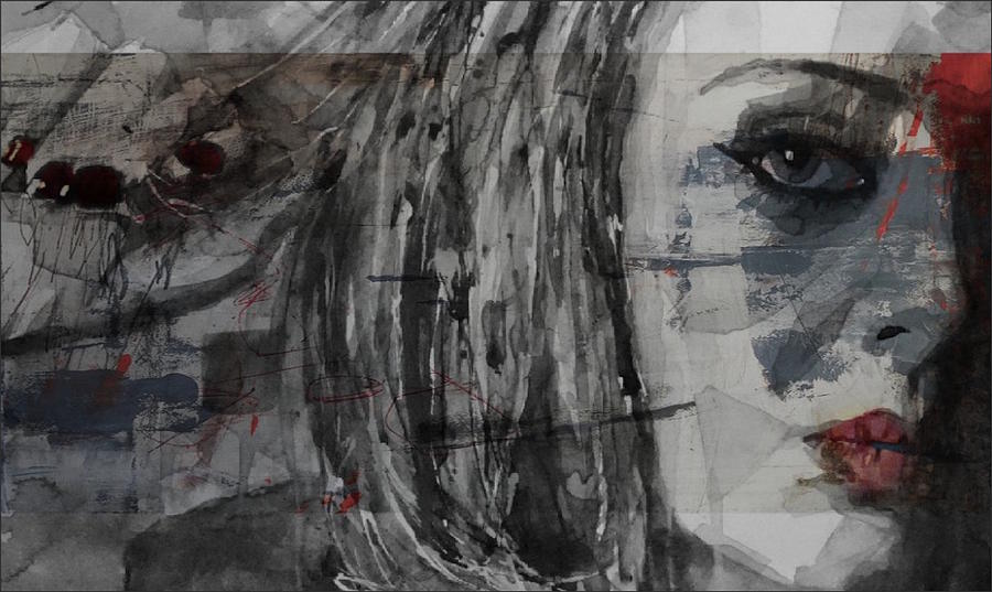 Adele Mixed Media - Set Fire To The Rain  by Paul Lovering
