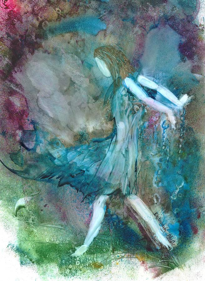Freedom Painting - Set Free by Deborah Nell