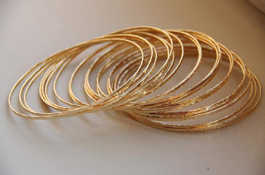 bracelet wrapped accessories bangle in stackable wholesale gold from wire item bangles bracelets artilady on women for jewelry rose