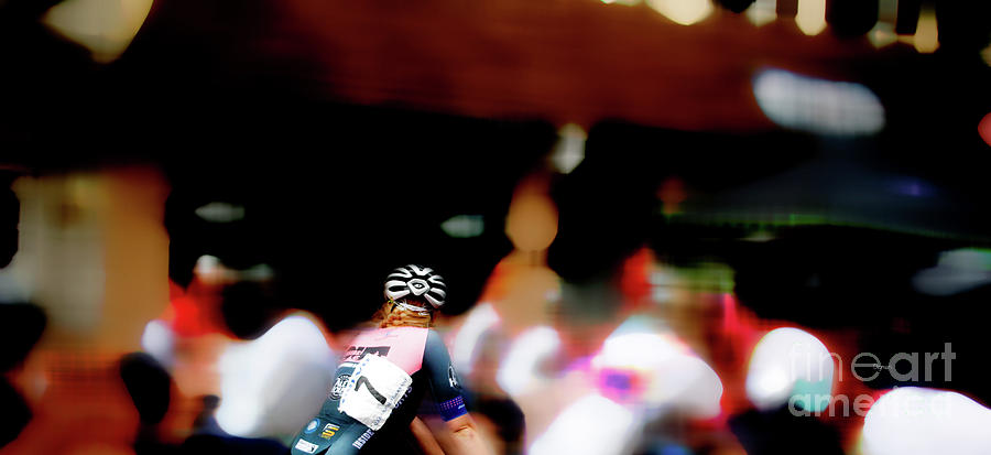 Bicycle Photograph - Seven by Steven Digman