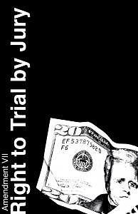 Amendments Photograph - Seventh Amendment by Tony Zupancic
