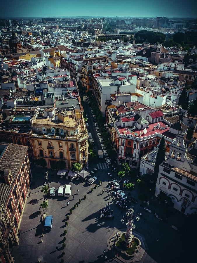 Sevilla by Nisah Cheatham