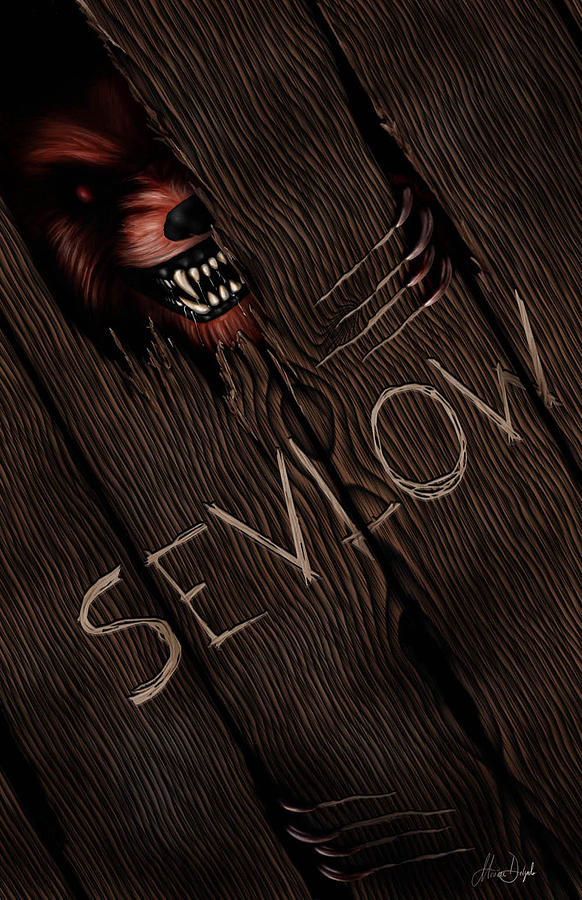 Sevlow Digital Art by Monica Delgado