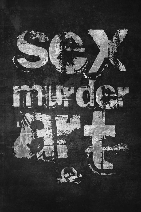 Sex, murder, art