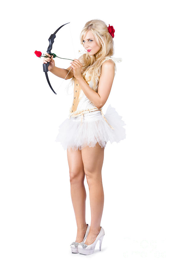 Sexy valentine's costumes for fashionistas