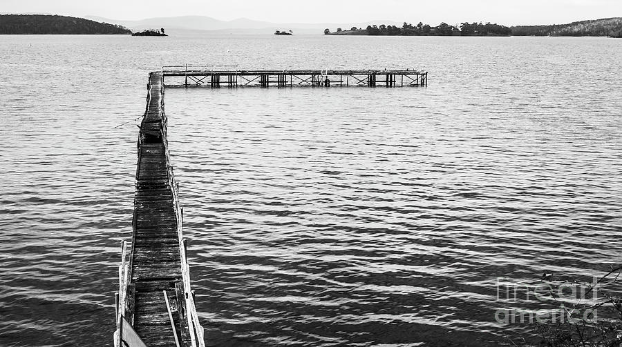 Ocean Photograph - Shabby Nautical Style by Jorgo Photography - Wall Art Gallery
