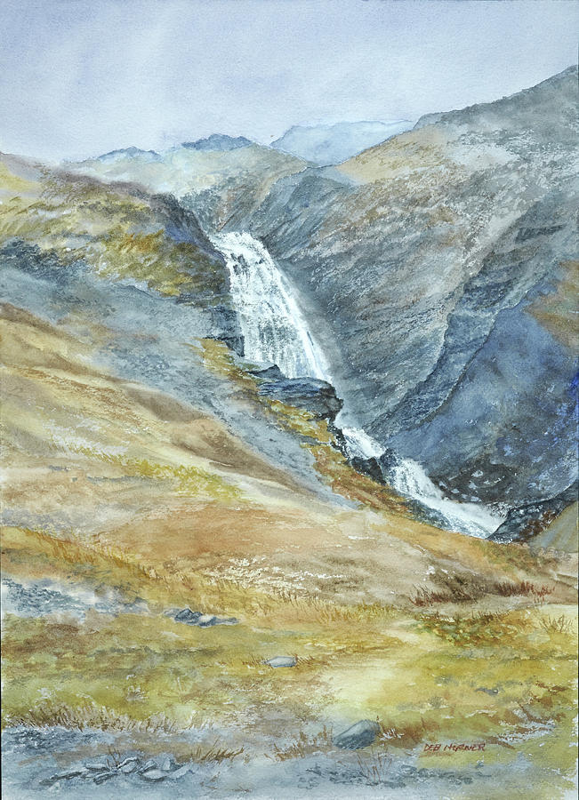 Shackleton Falls by Deborah Horner