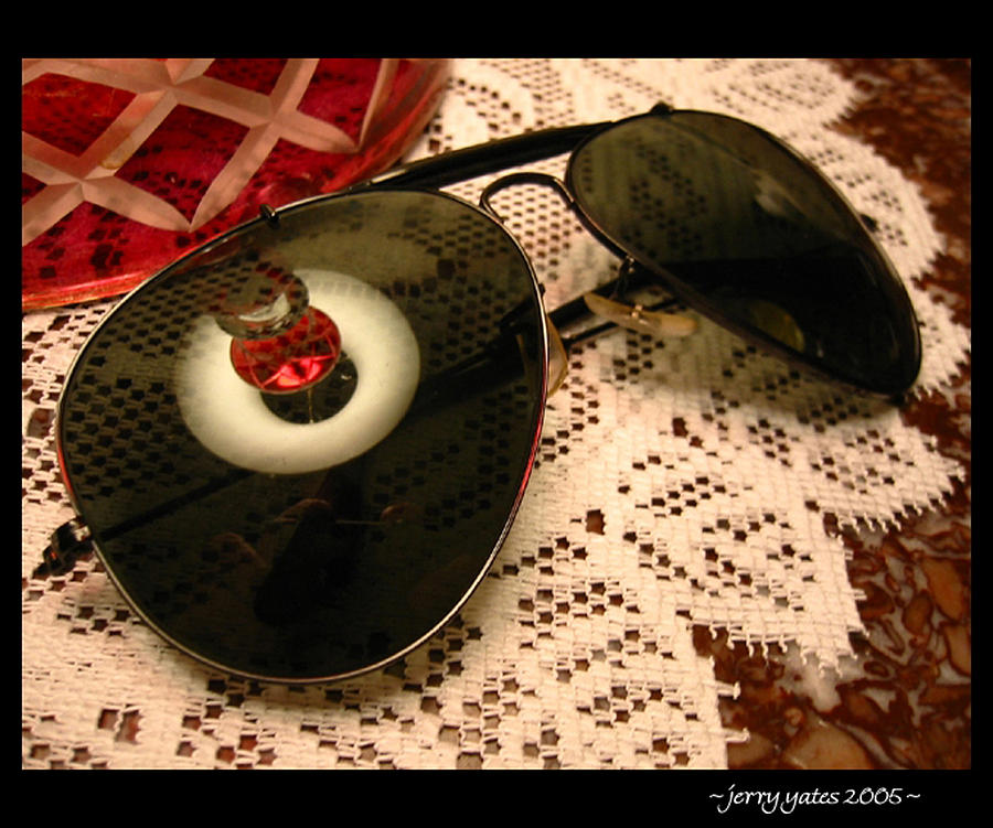 Sunglasses Photograph - Shades by Gerard Yates