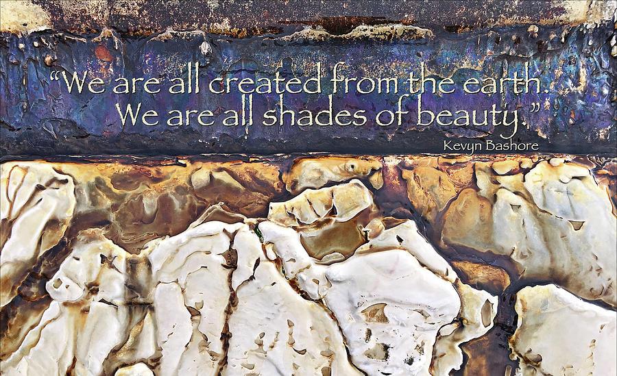 Beauty Digital Art - Shades Of Beauty by Kevyn Bashore