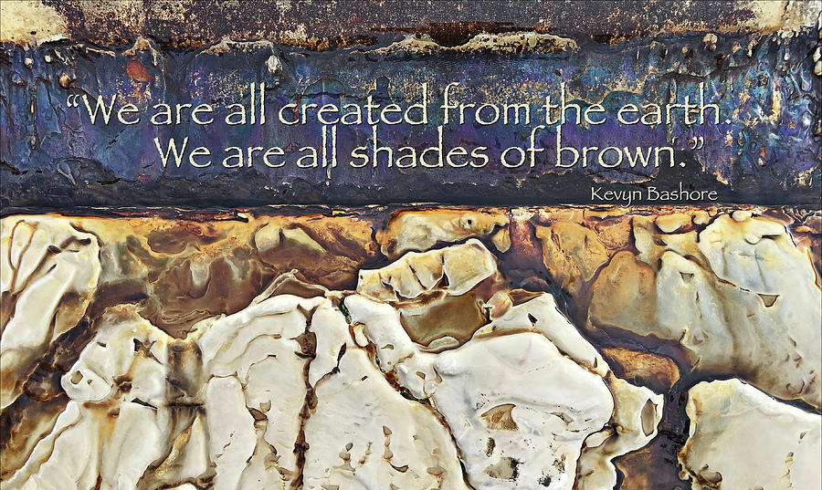Beauty Digital Art - Shades Of Brown by Kevyn Bashore