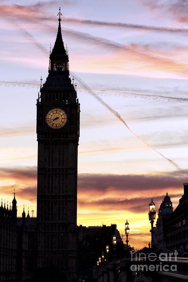 Shades Of London Photograph - Shades Of London by John Rizzuto