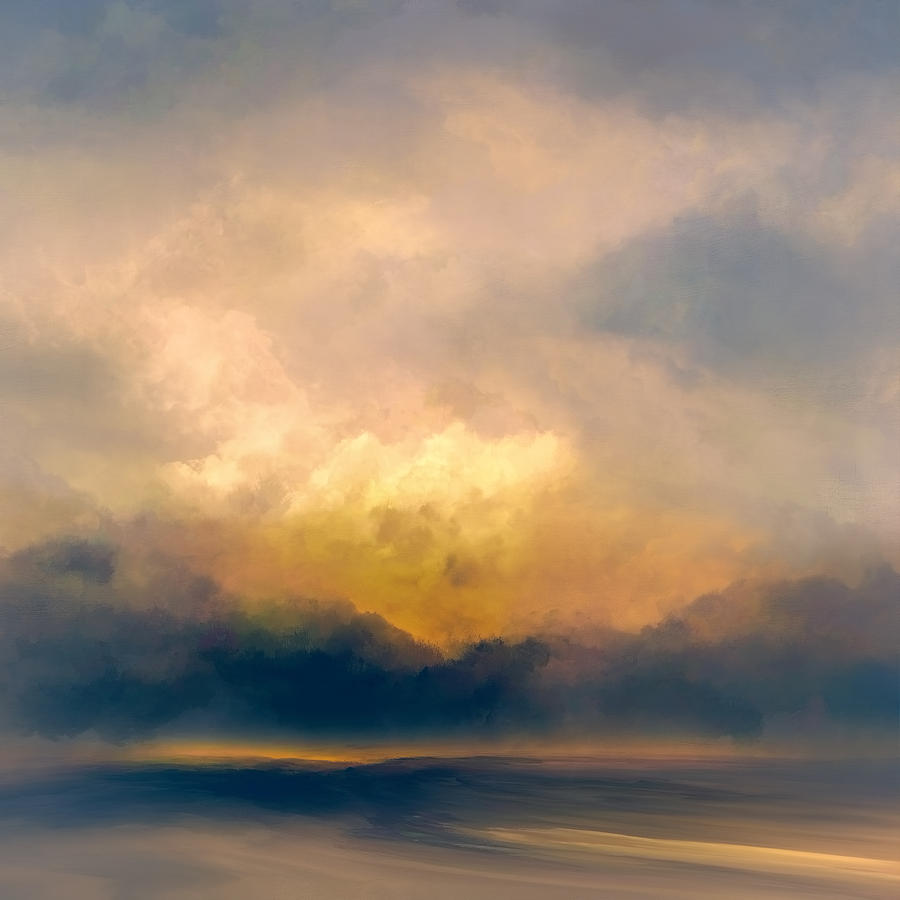 Atmosphere Mixed Media - Shades of Shadow by Lonnie Christopher