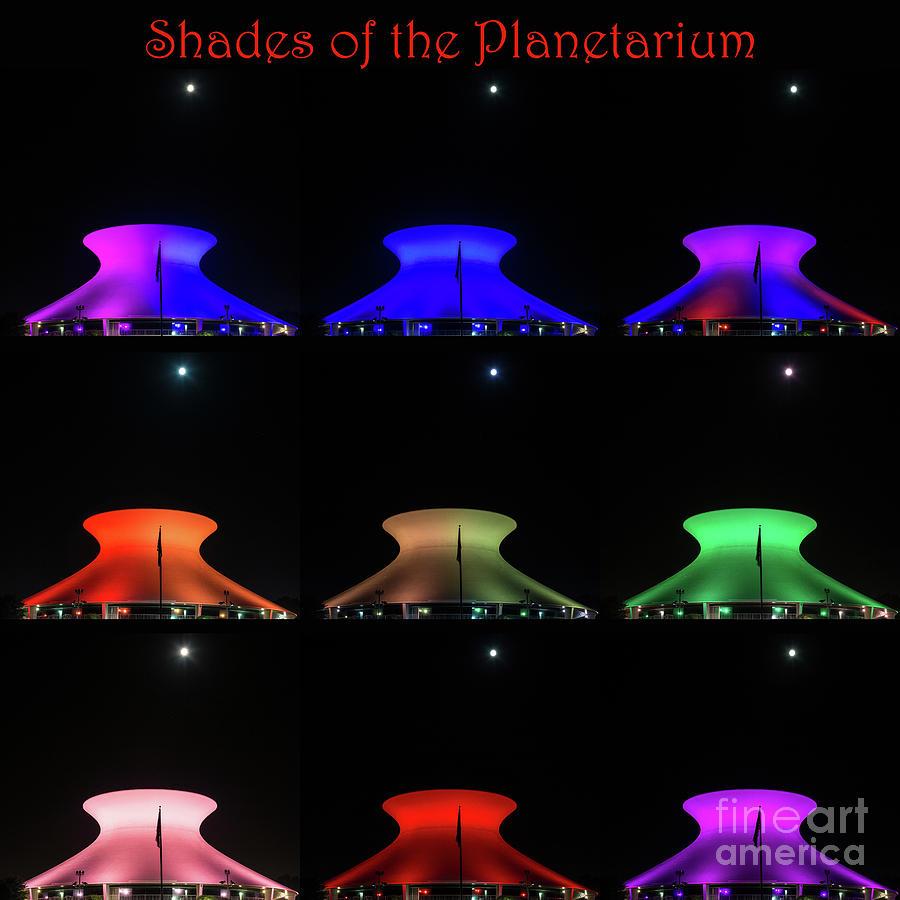 Shades of the Planetarium by Tim Mulina