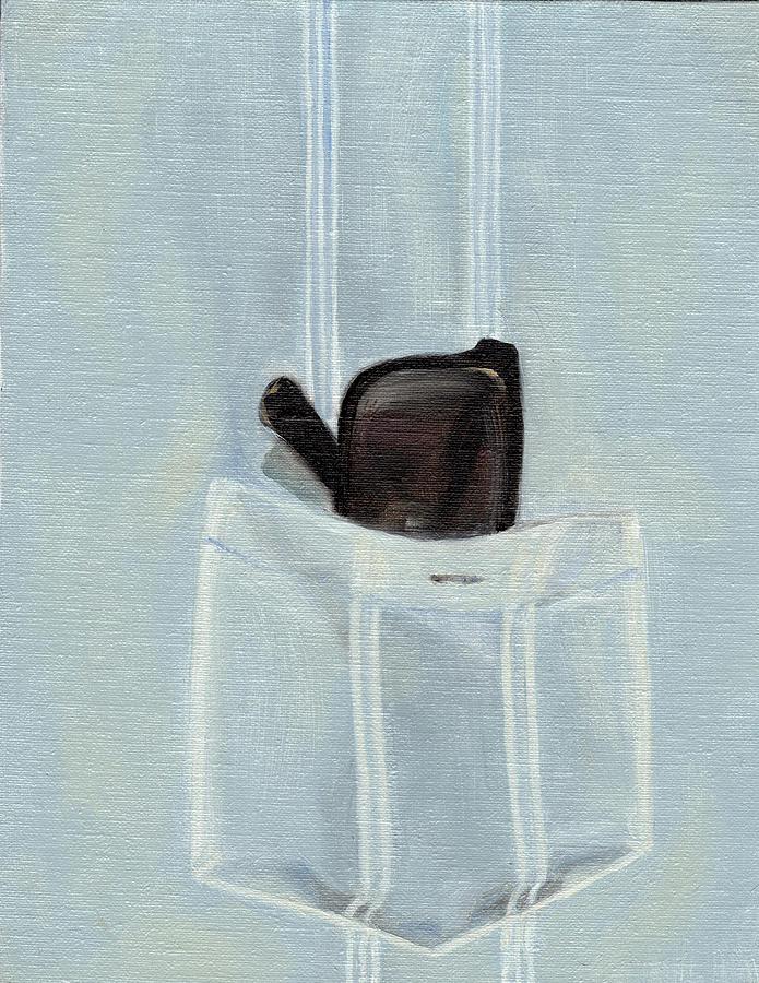 Shades Painting by Simona Hernandez