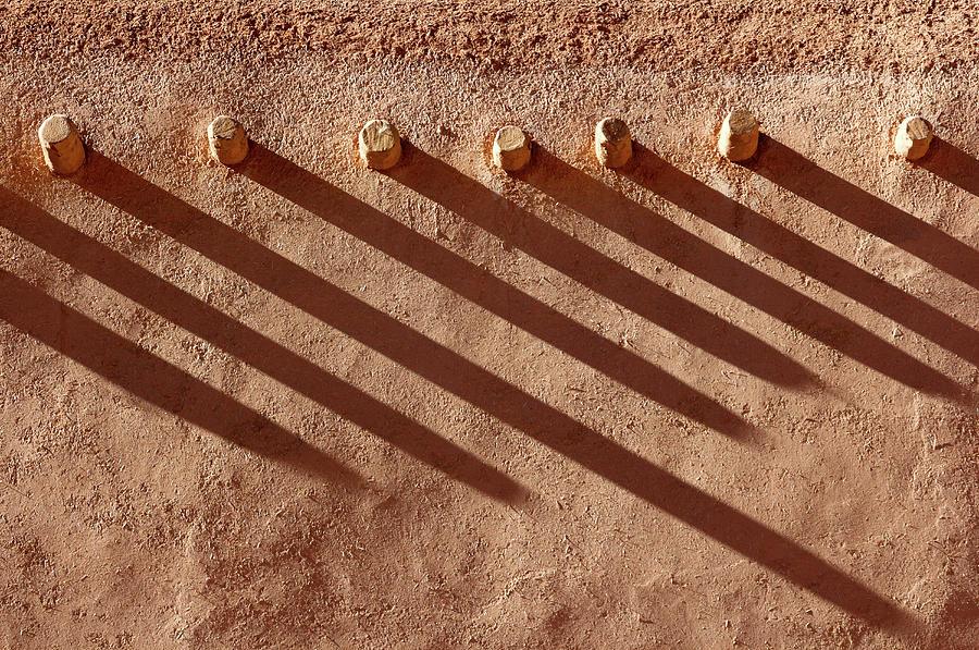 Shadow Beams by Nicholas Blackwell