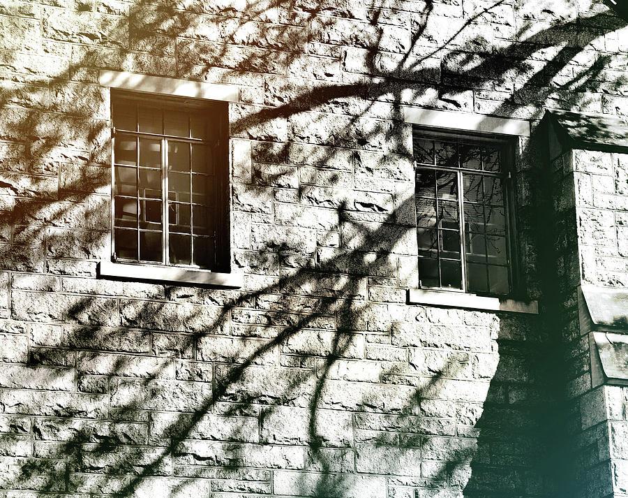 Philadelphia Photograph - Shadow Days by JAMART Photography